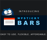 WPStickyBars p WP Sticky Bars