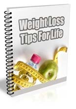 WeightLossTipsLife plr Weight Loss Tips For Life