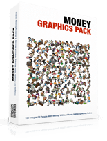 MoneyGraphicsPack p Money Graphics Pack