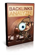 BacklinksAnalyzer plr Backlinks Analyzer