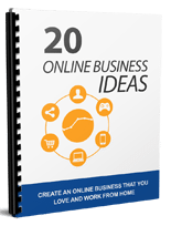 20OnlineBizIdeas mrrg 20 Online Business Ideas
