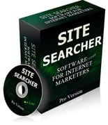 SiteSearcherSoftware plr Site Searcher Software