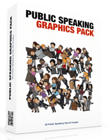 PublicSpeakGraphics p Public Speaking Graphics Pack