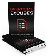 OvercomeExcuses mrr Overcome Excuses