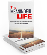 TheMeaningfulLife mrr The Meaningful Life