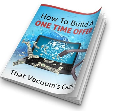 One Time Offer Blueprint4432 One Time Offer Blueprint