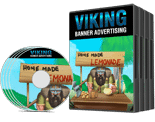 VikingBannerAdvertising plr Viking Banner Advertising