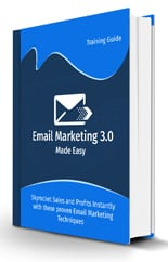 EmailMarketing3Easy p Email Marketing 3.0 Made Easy