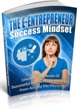 EntrepreneurSuccessMindset plr The E Entrepreneur Success Mindset