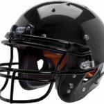 Schutt Recruit Hybrid YTH Football Helmet W MASK 16H black