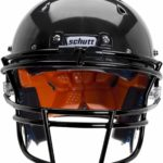 Schutt Recruit Hybrid YTH Football Helmet W MASK 16H front