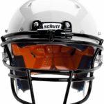 Schutt Recruit Hybrid YTH Football Helmet W MASK 16H white