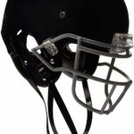 Schutt Sports Youth AiR Standard V Football Helmet with Carbon Steel ROPO-SW-YF Facemask black