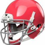 Xenith Youth X2E+ Black Football Helmet red