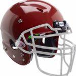 Schutt Sports Vengeance A3 Youth Football Helmet cardinal