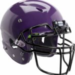 Schutt Sports Vengeance A3+ Youth Football Helmet purple