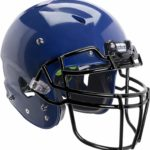 Schutt Sports Vengeance A3+ Youth Football Helmet blue