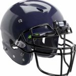 Schutt Sports Vengeance A3+ Youth Football Helmet navy blue