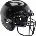Schutt Sports Vengeance A3+ Youth Football Helmet (Facemask NOT Included) black