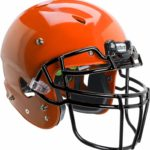 Schutt Sports Vengeance A3+ Youth Football Helmet (Facemask NOT Included) orange