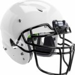Schutt Sports Vengeance A3+ Youth Football Helmet (Facemask NOT Included) white ceramic