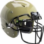 Schutt Sports Vengeance A3+ Youth Football Helmet (Facemask NOT Included) vegas gold