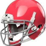 Xenith Youth X2E+ Black Football Helmet red