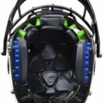 Schutt Sports Vengeance A3 Youth Football Helmet (Facemask NOT Included), back view