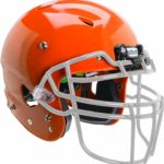 Schutt Sports Vengeance A3 Youth Football Helmet (Facemask NOT Included) orange