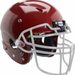 Schutt Sports Vengeance A3 Youth Football Helmet (Facemask NOT Included), chocolate