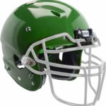 Schutt Sports Vengeance A3 Youth Football Helmet (Facemask NOT Included) green