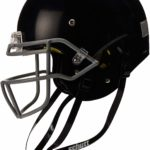 Schutt Sports Youth AiR Standard V Football Helmet with Carbon Steel ROPO-SW-YF Facemask left view