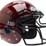 Schutt Sports Varsity Vengeance Pro Football Helmet(Faceguard Not Included) red