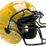 Schutt Sports Varsity Vengeance Pro Football Helmet(Faceguard Not Included) yellow
