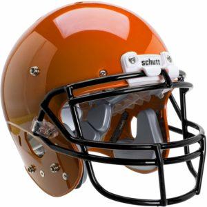 Schutt Sports Varsity AiR XP Pro VTD II Football Helmet(Faceguard Not Included) red