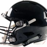 Riddell SpeedFlex Adult Football Helmet with Facemask left view