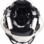 Riddell SpeedFlex Adult Football Helmet with Facemask back view