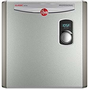 Rheem Residential Electric Tankless Water Heater 240V 3