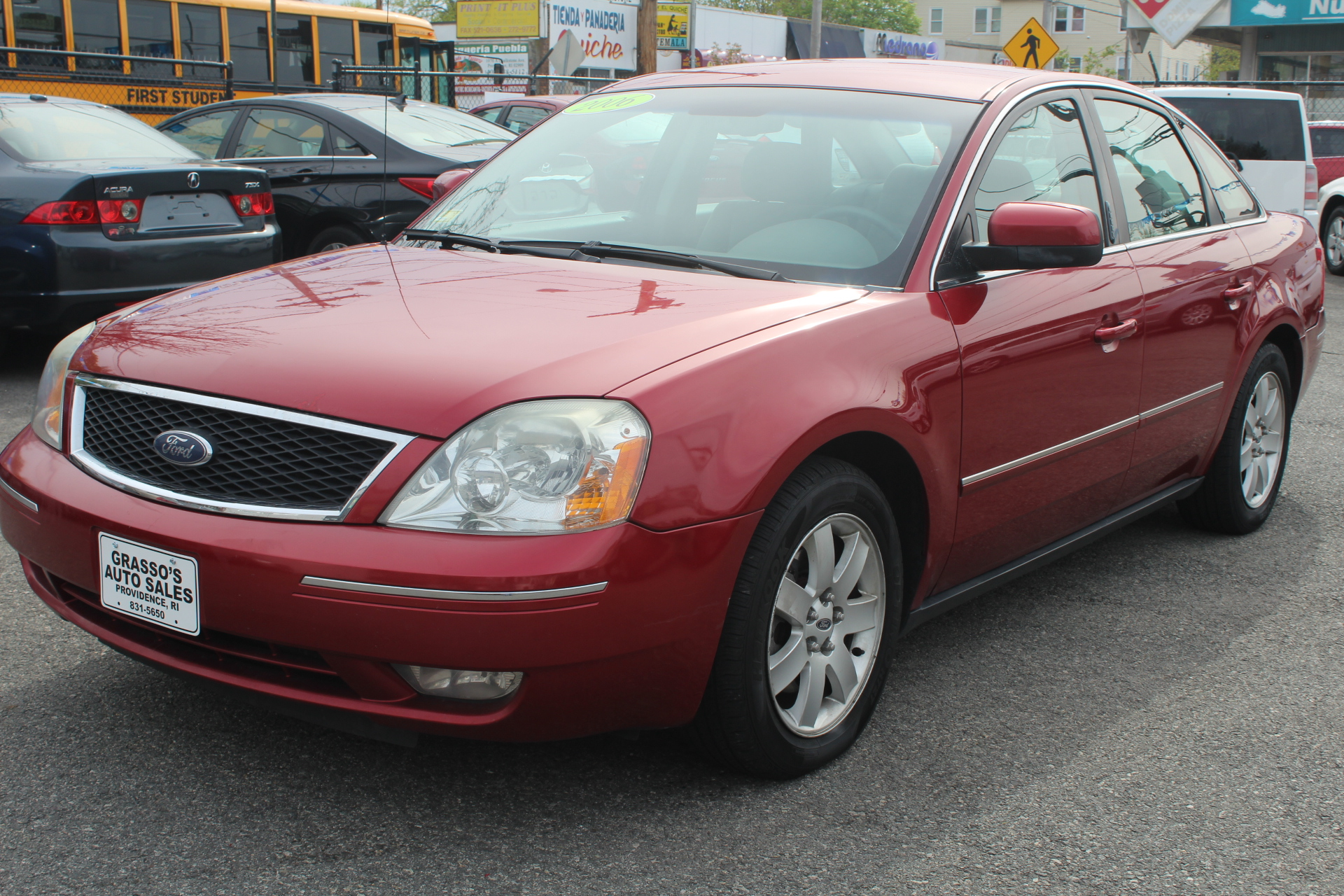 2006 Ford Five Hundred 4dr Sdn SEL NON SMOKER  REMOTE STARTER  40 DETAILED SERVICE RECORDS  COM