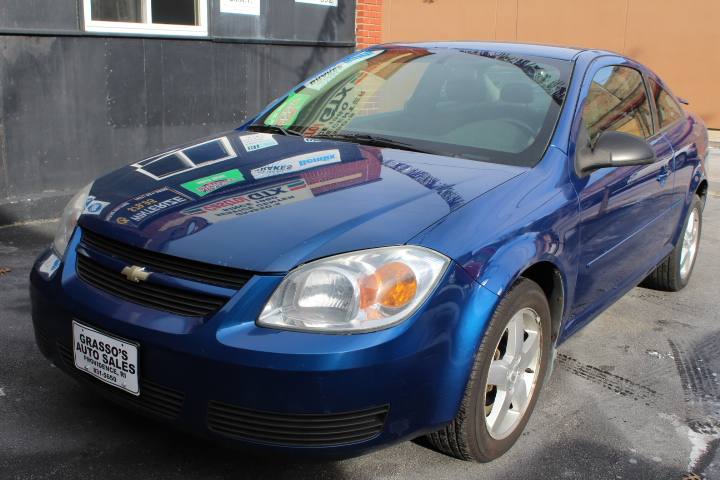 2006 Chevrolet Cobalt 2dr Cpe LT NON SMOKER  COMPLETELY SERVICED WITH A 2 YEAR RHODE ISLAND STATE
