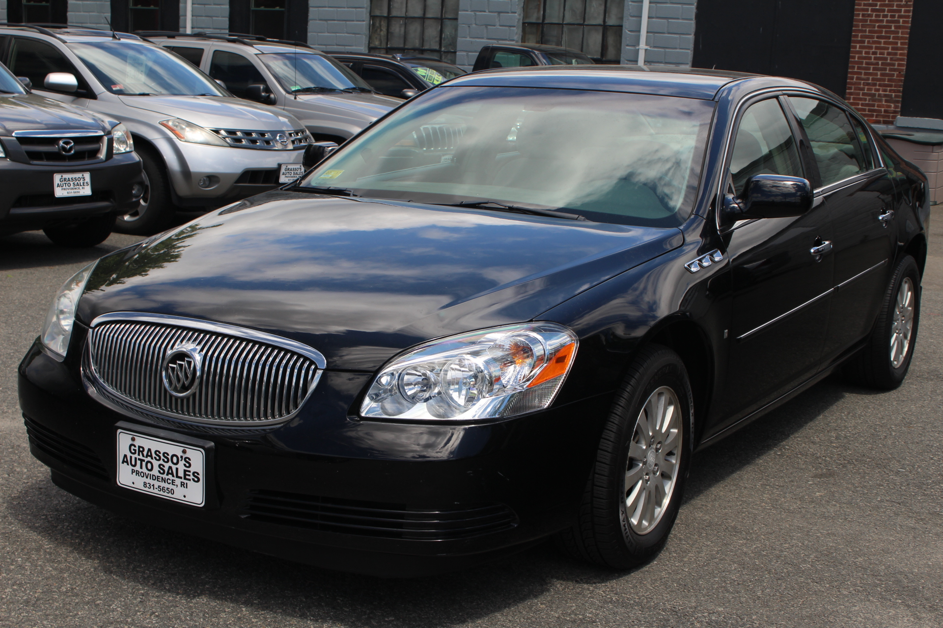 2006 Buick Lucerne 4dr Sdn CX TWO OWNERS  NON SMOKER  COMPLETELY SERVICED WITH A 2 YEAR RHODE IS