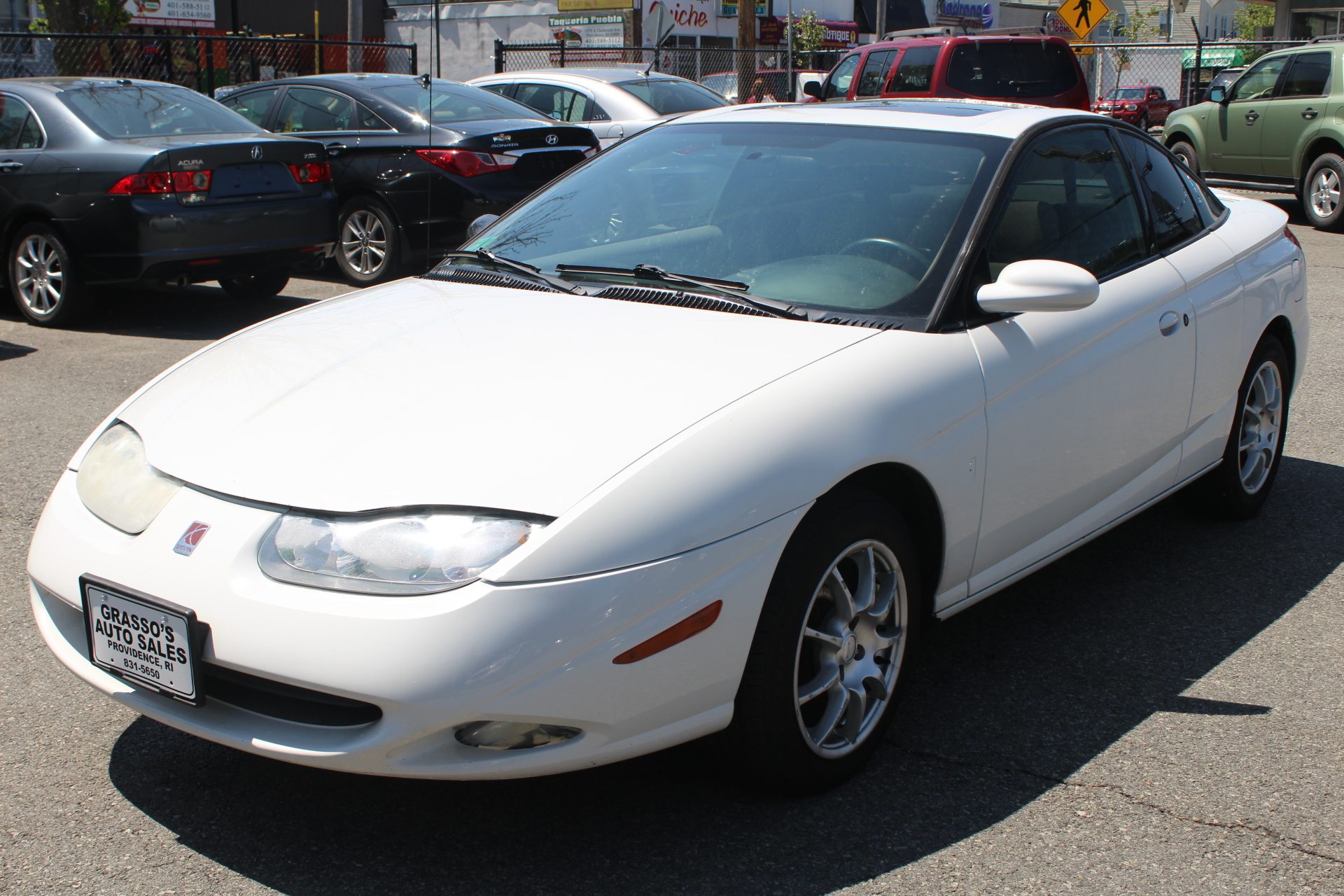 2002 Saturn SC 3dr SC2 Manual NON SMOKER  DETAILED SERVICE RECORDS  COMPLETELY SERVICED WITH A 2
