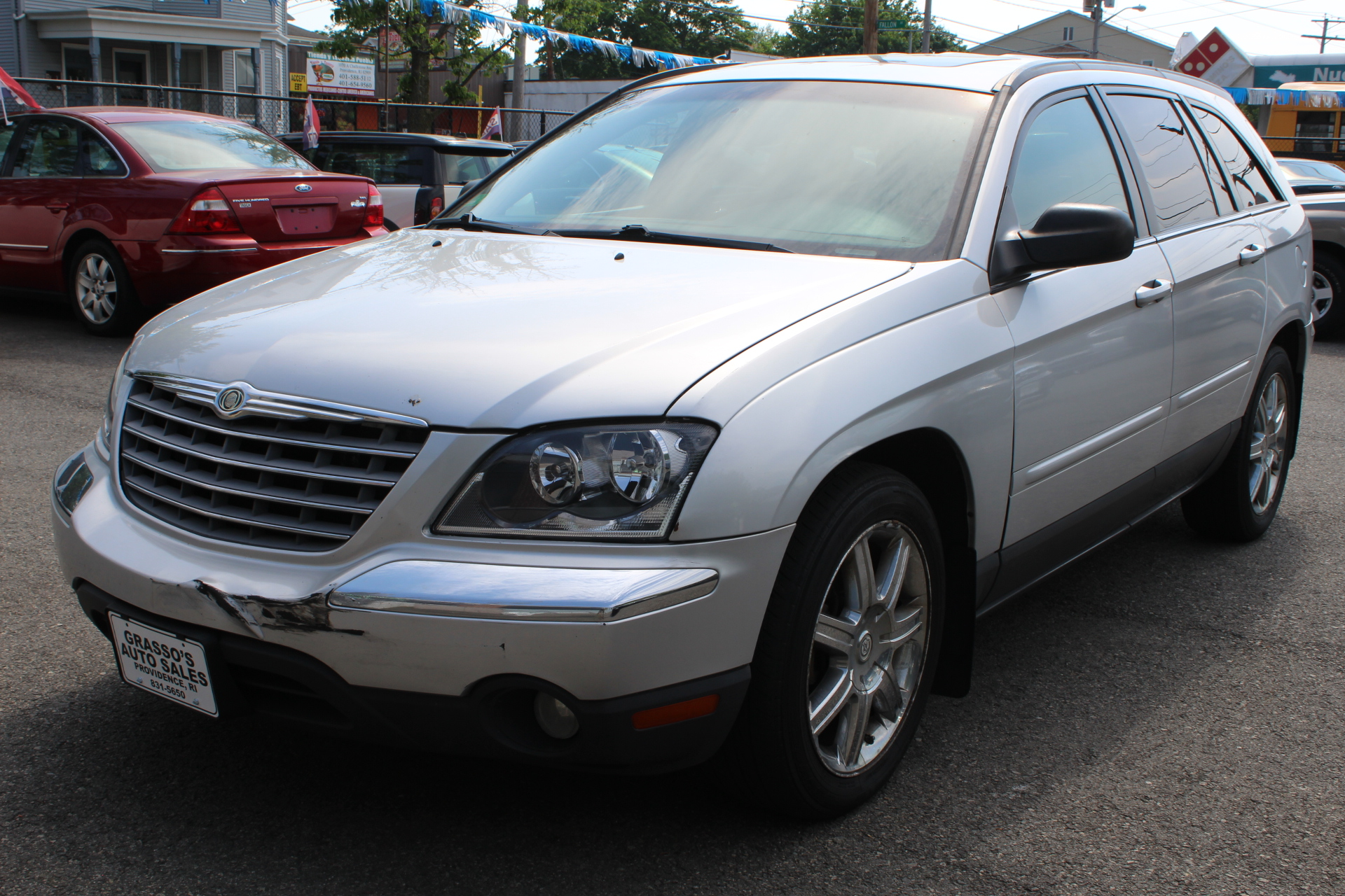 2005 Chrysler Pacifica 4dr Wgn Touring AWD NON SMOKER  COMPLETELY SERVICED WITH A 2 YEAR RHODE IS