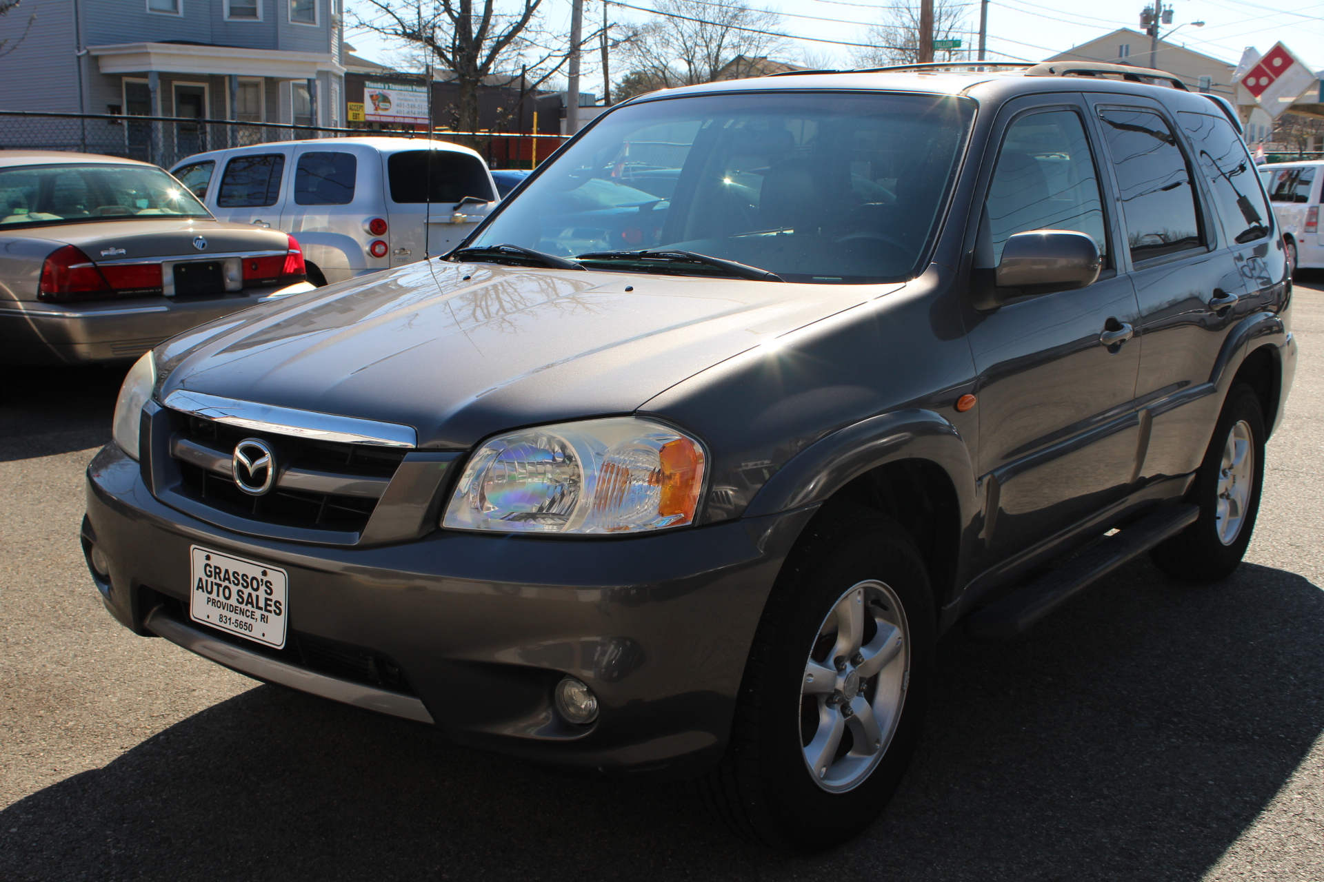 2005 Mazda Tribute 30L Auto s 4WD ONE OWNER  NO ACCIDENTS  NON SMOKER  COMPLETELY SERVICED WIT
