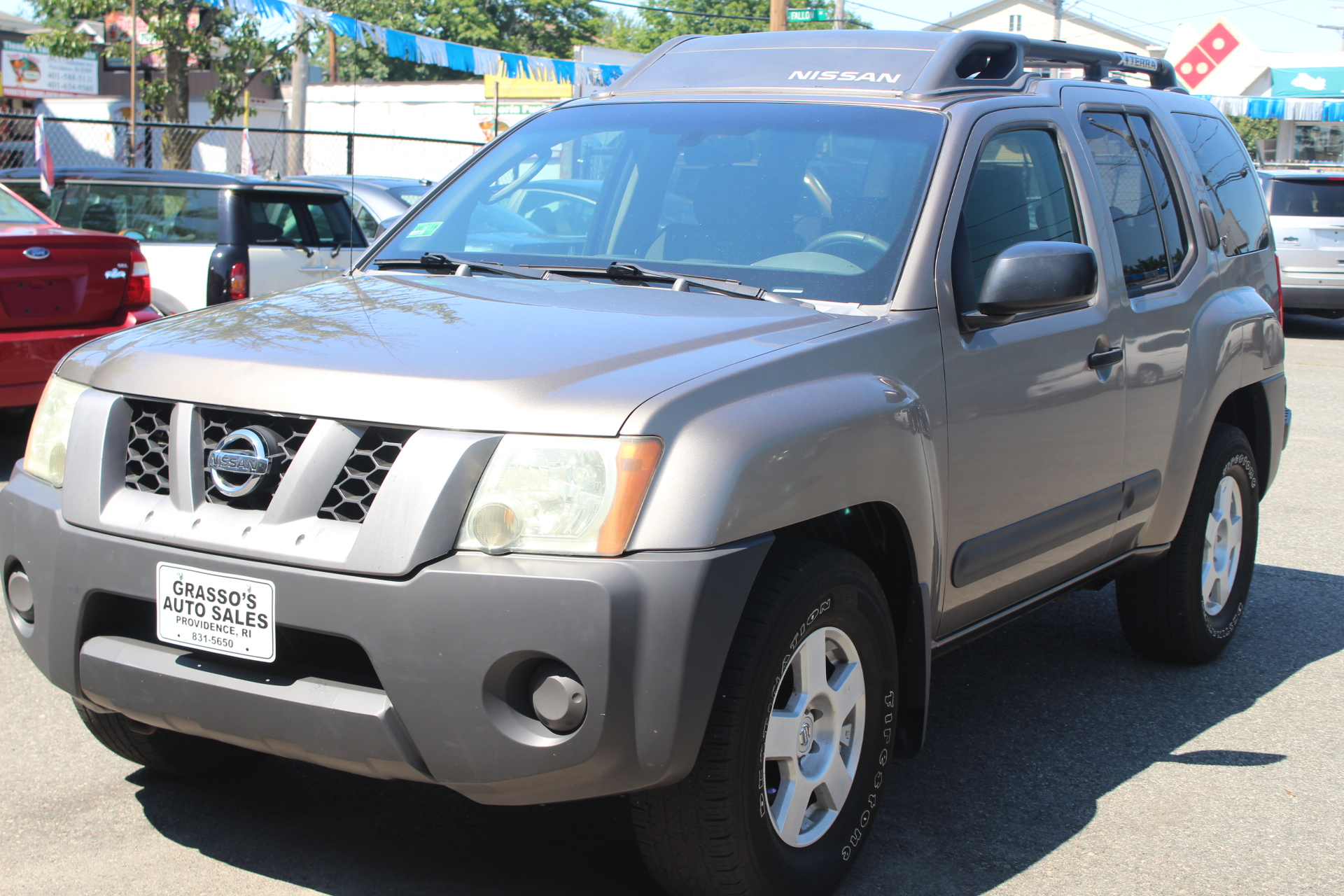 2006 Nissan Xterra 4dr S V6 Auto 2WD NO ACCIDENTS  NON SMOKER  DETAILED SERVICE RECORDS  COMPLE