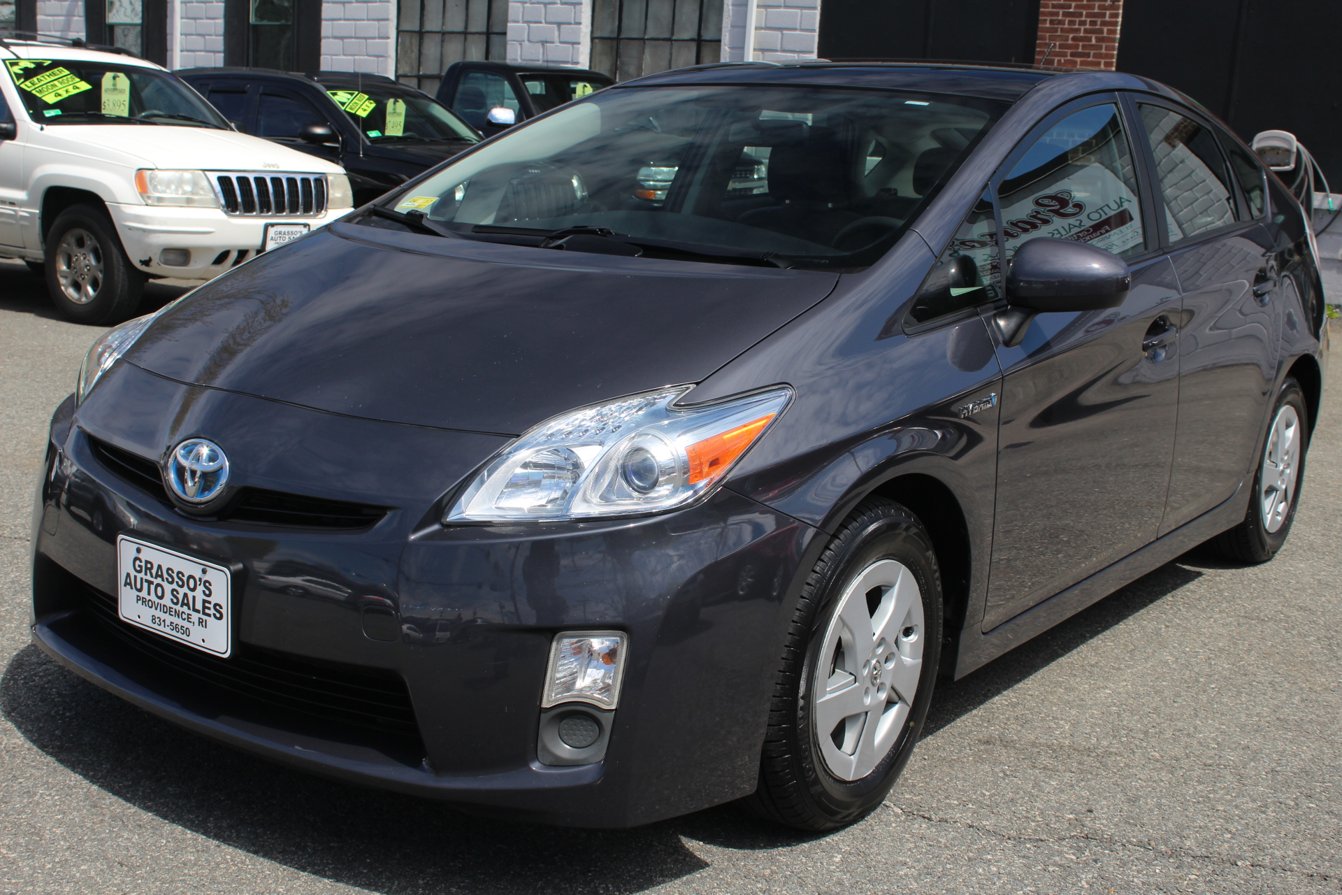 2010 Toyota Prius 5dr HB II The 2010 Prius has been built with reduced environmental impact in eve