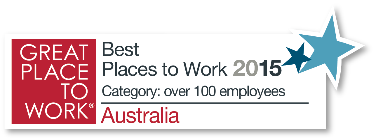 Best Places to Work in Australia: 100 or more employees - Great ...