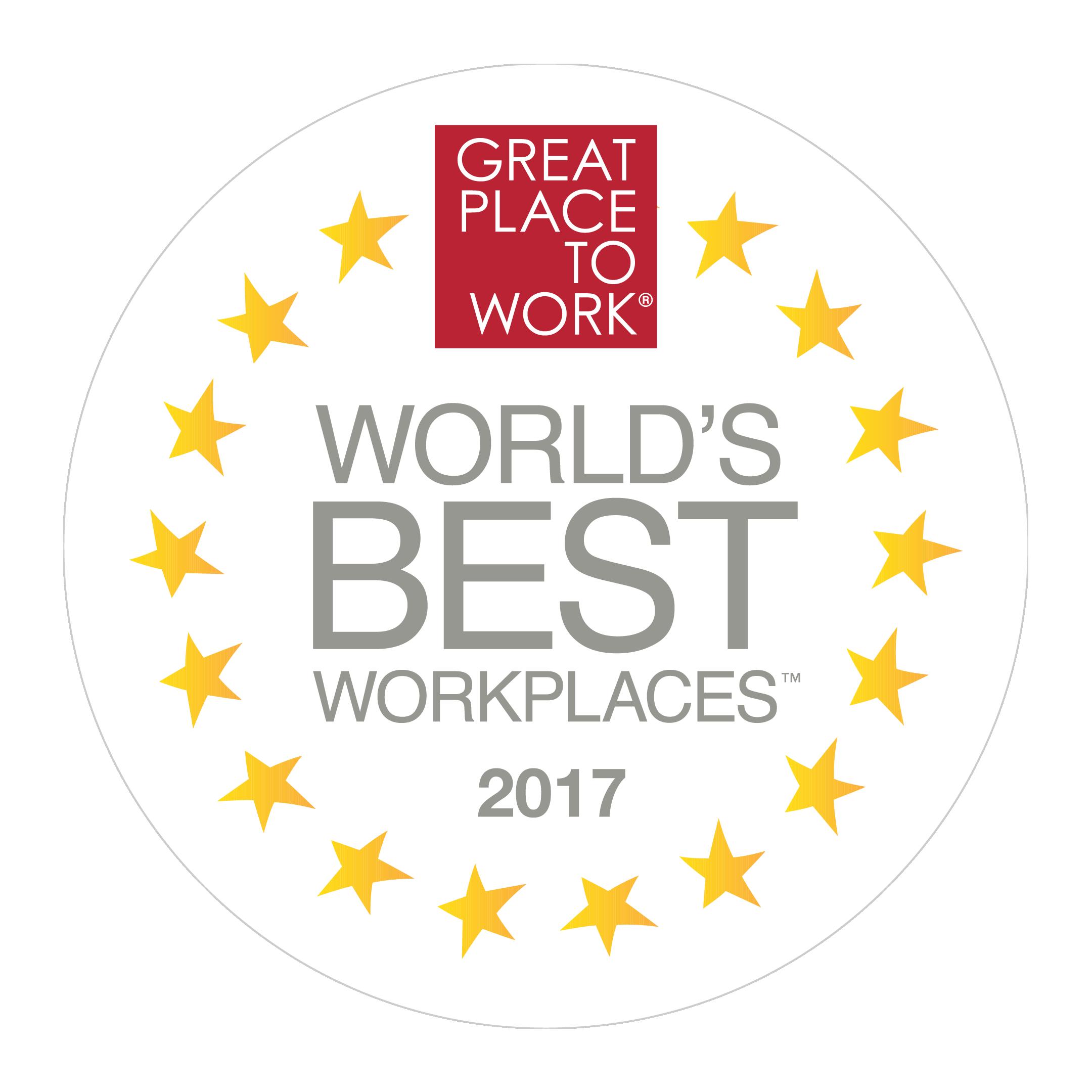 Dünyanın En İyi Çok Uluslu İşverenleri 2017