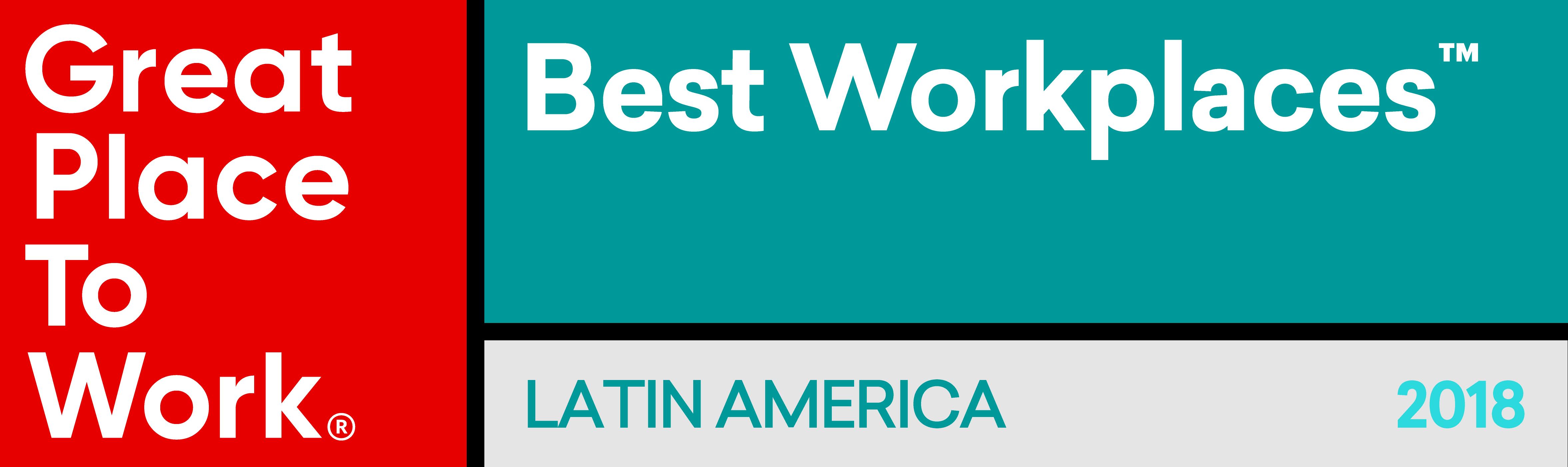 Los Mejores Lugares para Trabajar en América Latina 2018 - Great ...