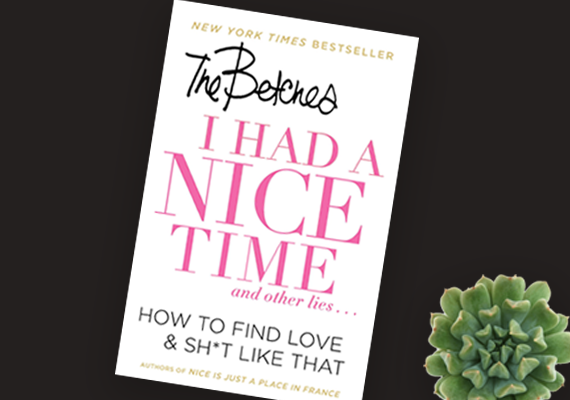 nice time book